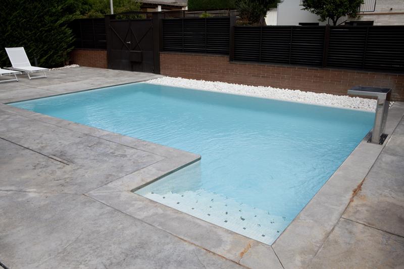 Gresite 2 5 2 5 azulejos ca n 39 andreu for Alberca 8 x 5