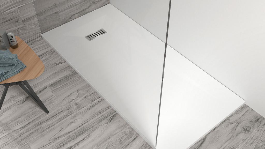Plato de ducha techno azulejos ca n 39 andreu for Marcas de platos de ducha
